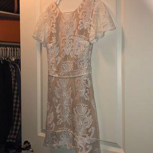 FFL mini dress